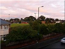 SZ0894 : Winton: Victoria Park by Chris Downer