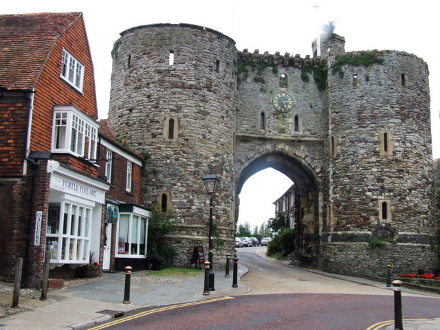 Land Gate, Rye