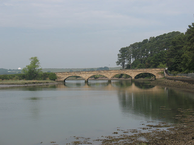 Duchess Bridge, Alnmouth