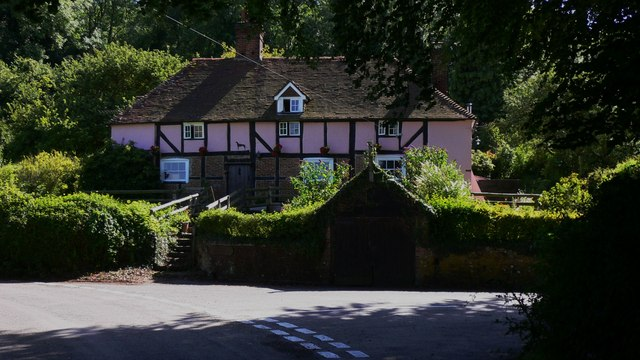 The Old Greyhound at West Harting