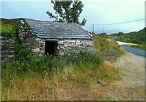 C0134 : Outbuilding near Roshin by Rossographer