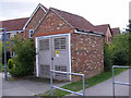 TL7723 : Electricity Sub-Station in Martens Meadow by Adrian Cable