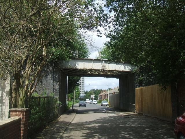 Grove Street Railway Bridge
