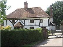 TQ9144 : Lambden Cottage, Pluckley Thorne by David Anstiss