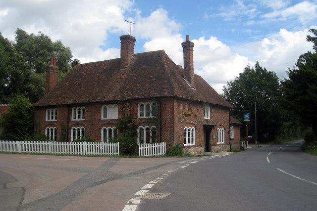 The Swan Inn, Hothfield Road, Little Chart, Kent