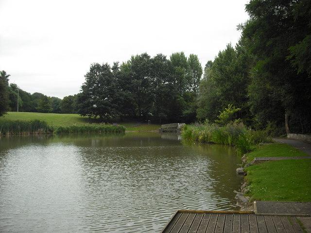 Boating Lake: Corby