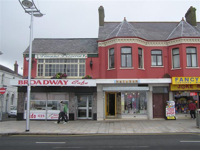 Broadway Cafe, Newcastle