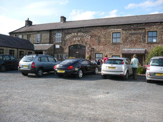 The Craven Heifer Inn