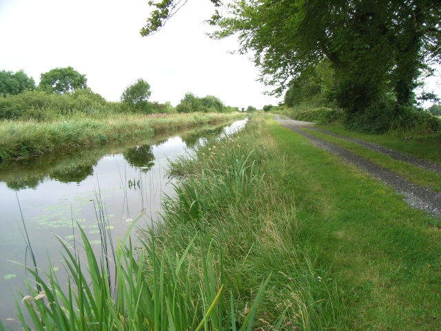 Royal Canal at Ballynabarny, Co. Meath