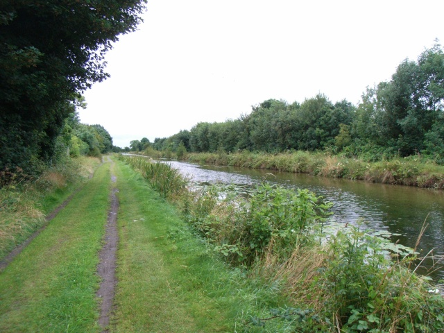 Royal Canal North of Moyvalley, Co. Kildare