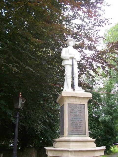 Dronfield War Memorial