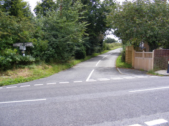 Glemham Road, Rendham