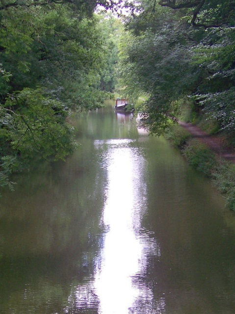 Kennet and Avon Canal near Pewsey