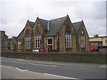 SE2419 : Thornhill Lees Infants & Nursery School - Station Road by Betty Longbottom