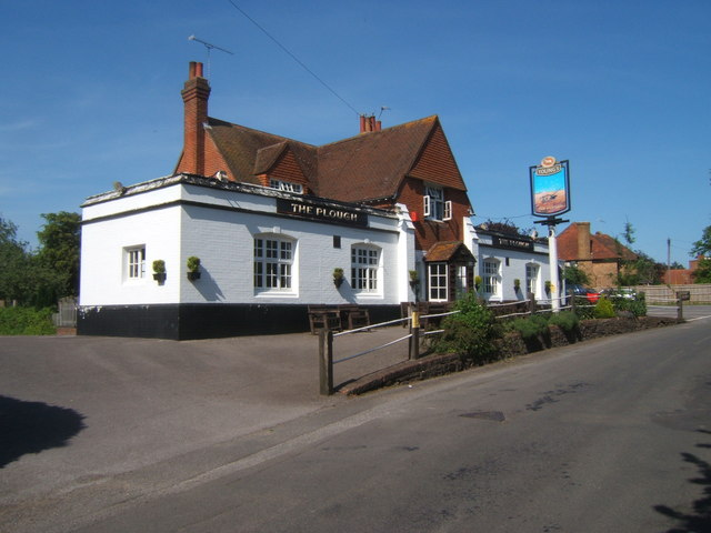 The Plough at Effingham