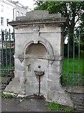 ST5773 : Drinking Fountain, Clifton, Bristol by Nigel Mykura