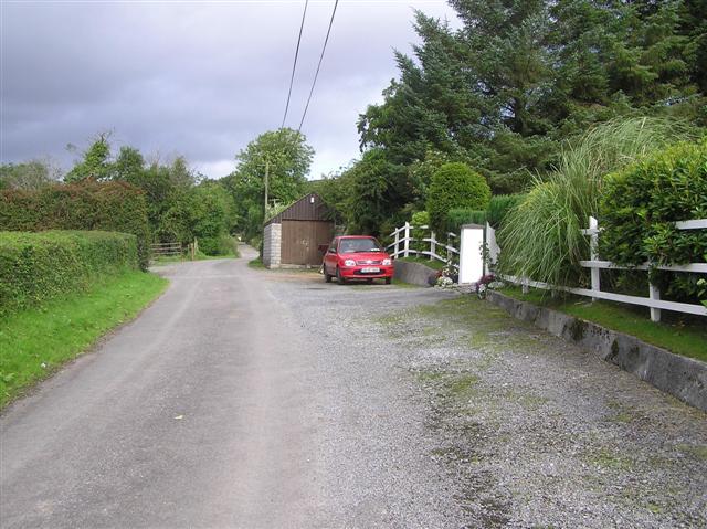 Road at Carrowkeel