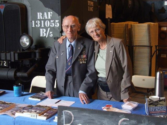 RAFBF 90th Birthday Air Show, East Kirkby
