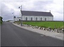 G7857 : RC Church, Tawnytannan by Kenneth  Allen