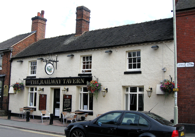 The Railway Tavern, Newport, Shropshire