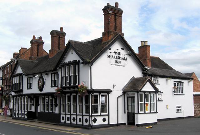 The Shakespeare Inn, Newport, Shropshire