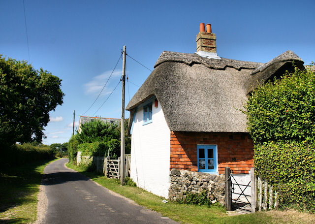 Cottage, Tanners Lane
