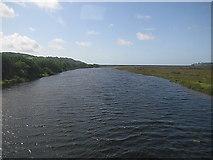 SH5838 : Glaslyn estuary by Rudi Winter