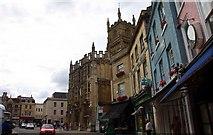 SP0202 : Cirencester Market Place by Steve Daniels