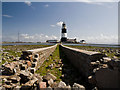 B8447 : The Lighthouse, Tory Island by David Baird
