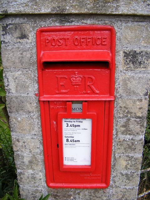 Stratford Corner Postbox