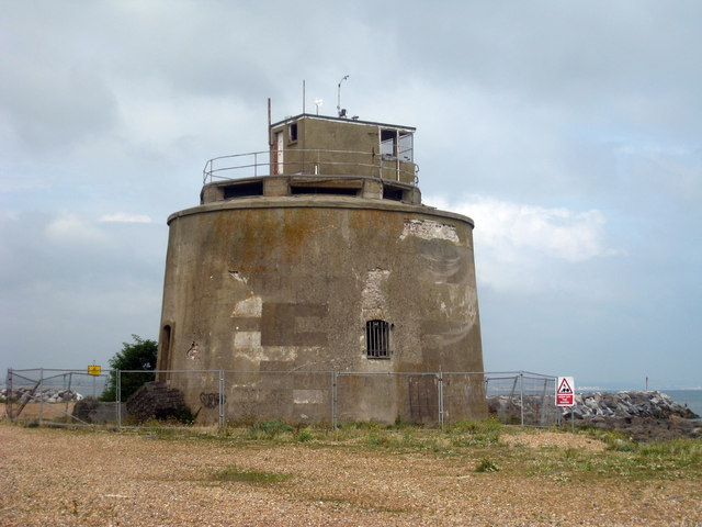 Martello Tower number 66, Sovereign Harbour