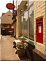 ST8609 : Stourpaine: postbox № DT11 109 by Chris Downer