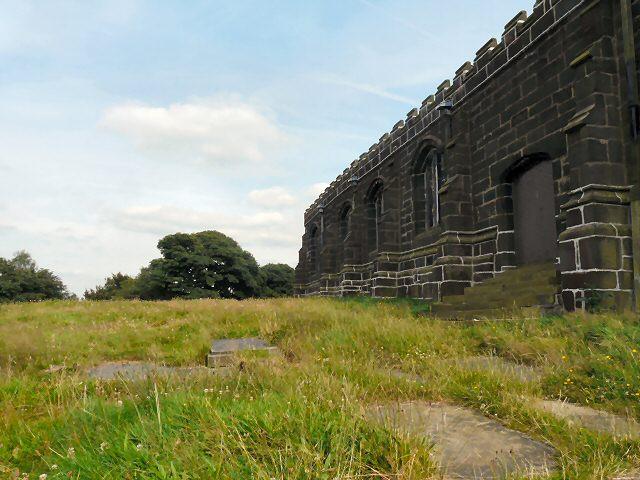 Mottram Burial Ground