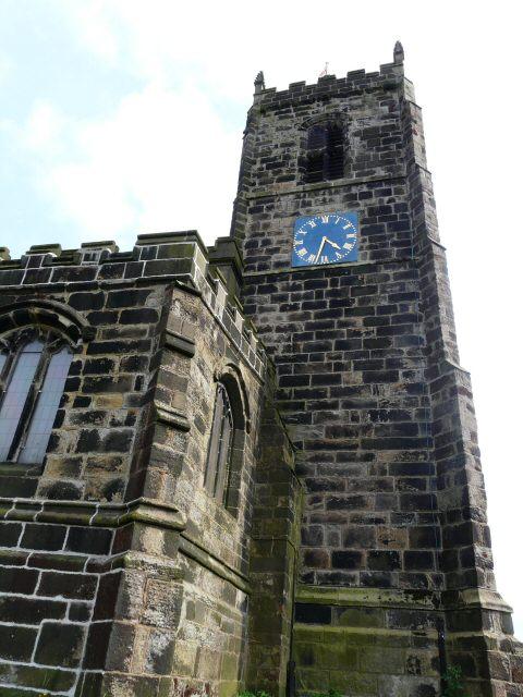Mottram Church Tower