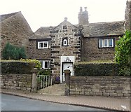 SJ9995 : 17th Century Cottage by Gerald England