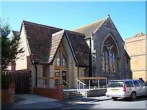 ST3049 : Burnham-on-Sea Methodist Church by Geoff Pick