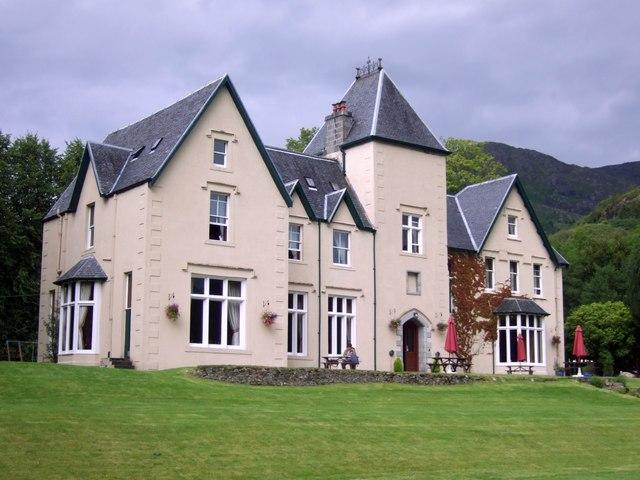 Glenfinnan House Hotel