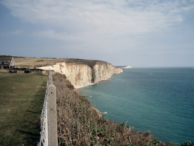 Peacehaven Heights & Friars Bay by Paul Gillett