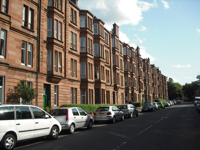 Tenements: Copland Road