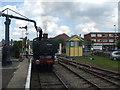 TF9913 : GWR Pannier 9466 by Ashley Dace
