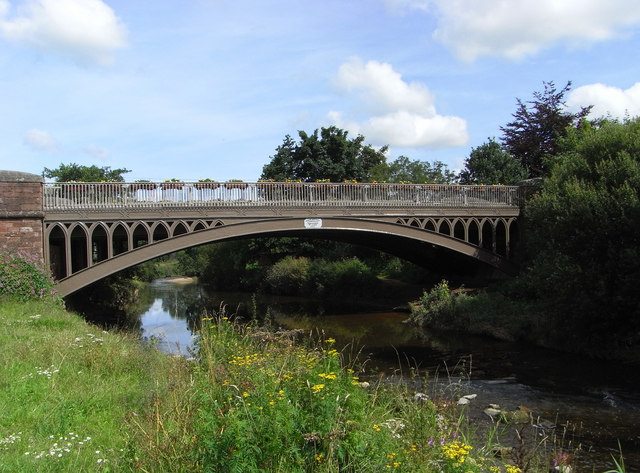 St Saviour's Bridge, Ottery St Mary