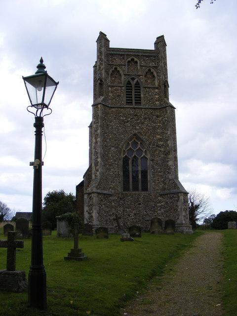 St Mary Magdalene Church Tower