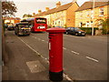 SZ0391 : Parkstone: postbox № BH14 62, North Road by Chris Downer