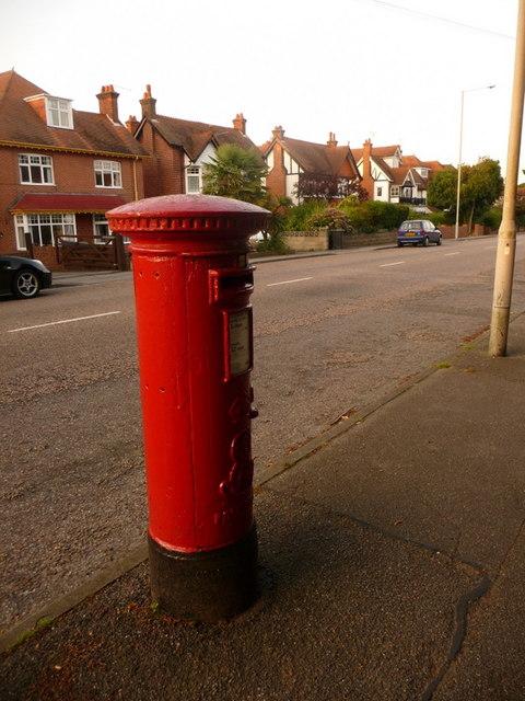 Parkstone: postbox № BH14 52, Penn Hill Avenue