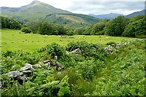 SH7357 : View across Cwm Llugwy by Graham Horn