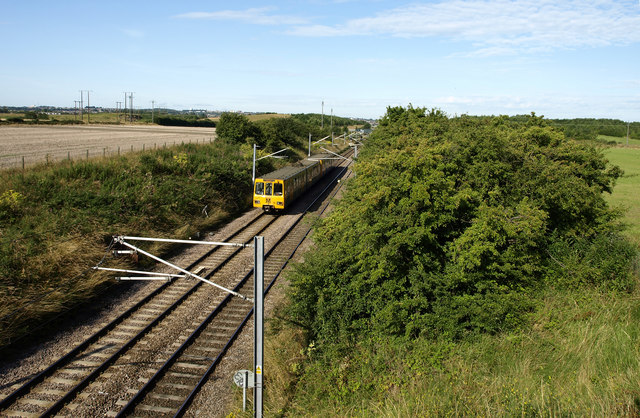 Tyne and Wear Metro Line