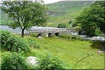SH7157 : Llynnau Mymbyr by Graham Horn