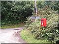 TM3859 : Wadd Lane & Wadd Lane Postbox by Geographer