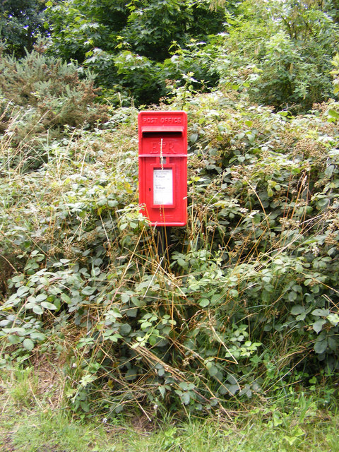 Wadd Lane Postbox