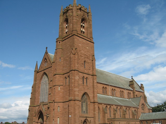 Church of St James, Bootle